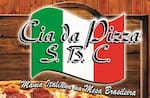 Logotipo Cia da Pizza Sbc