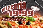 Logotipo Pizzaria 19.99