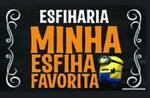 Logotipo Esfiharia Minha Esfiha Favorita