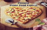 Logotipo Pizzaria Prime Food Express