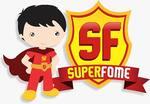 Logotipo Super Fome Pizza Cone