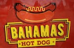 Logotipo Bahamas Hot Dog