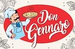 Logotipo Pizzaria Don Gennaro