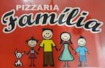 Logotipo Pizzaria Família