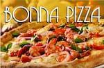 Logotipo Bonna Pizza