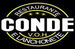 Logotipo Conde Restaurante e Lanchonete