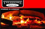 Logotipo Telefome Pizzas