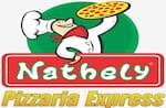 Logotipo Nathely Pizzaria - Anápolis