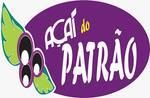 Logotipo Açaí do Patrão