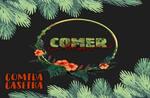 Logotipo Comer Bem Comida Caseira