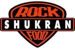 Logotipo Shukran Rock Food