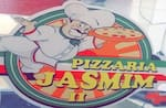 Logotipo Pizzaria Jasmim