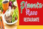 Logotipo Pimenta Rosa Refeições