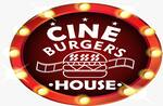 Logotipo Cine Burger's House