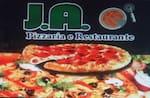Logotipo J.a Pizzaria e Restaurante