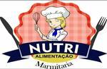Logotipo Dedo de Moça Marmitaria