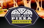 Logotipo Moradas Pizza Delivery