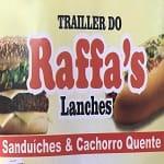 Logotipo Trailler do Raffas Lanches