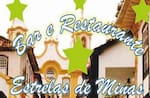 Logotipo Bar e Restaurante Estrela de Minas 2