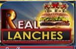 Logotipo Real Lanches