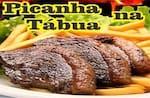 Logotipo Picanha na Tábua