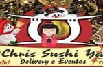 Logotipo Chris Sushi Ya Delivery