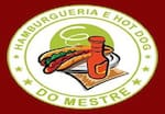 Logotipo Hamburgueria e Hot Dog do Mestre