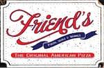 Logotipo Friend's Pizzaria Delivery