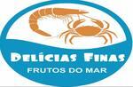 Logotipo Delicias Finas Frutos do Mar
