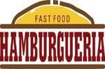 Logotipo Fast Food Hamburgeria
