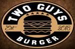 Logotipo Two Guys Burger