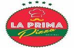 Logotipo La Prima Pizza