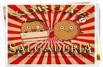 Logotipo Koroke Salgaderia