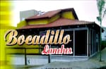 Logotipo Bocadillo Lanches