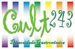 Logotipo Cult 243 Gastronomia Oriental