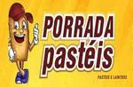 Logotipo Porrada Pastéis Cachoeirinha