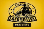 Logotipo Locomotiva Pizzaria