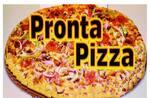 Logotipo Pronta Pizza Delivery