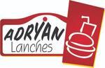 Logotipo Adryan Lanches