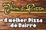 Logotipo Jhons Pizzas