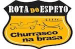 Logotipo Rota do Espeto - Churrasco na Brasa