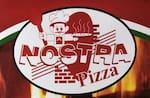 Logotipo Nostra Pizza São Miguel
