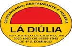 Logotipo Pizzaria la Diulia
