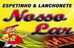 Logotipo Espetinho e Lanchonete Nosso Lar