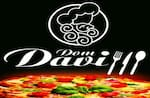 Logotipo Dom Davi Pizzaria