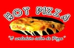 Logotipo Hot Pizza Tubalina