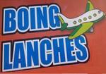 Logotipo Boing Lanches