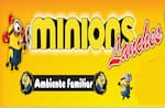 Logotipo Minions Lanches