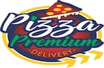 Logotipo Pizza Premium