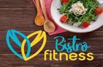 Logotipo Bistrô Fitness